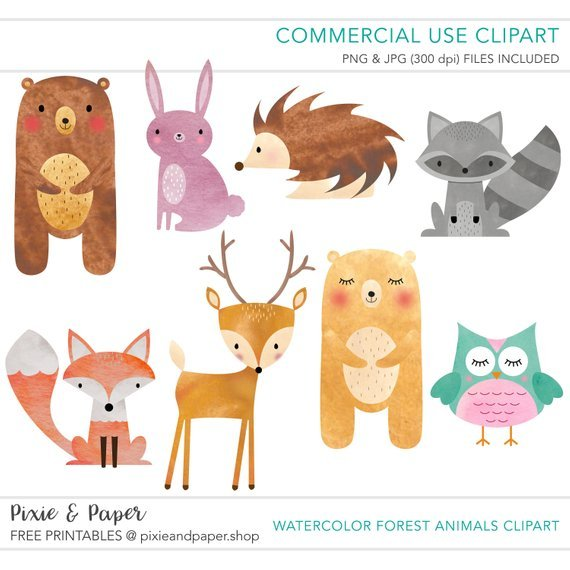 Free animal clipart for commercial use » Clipart Portal.