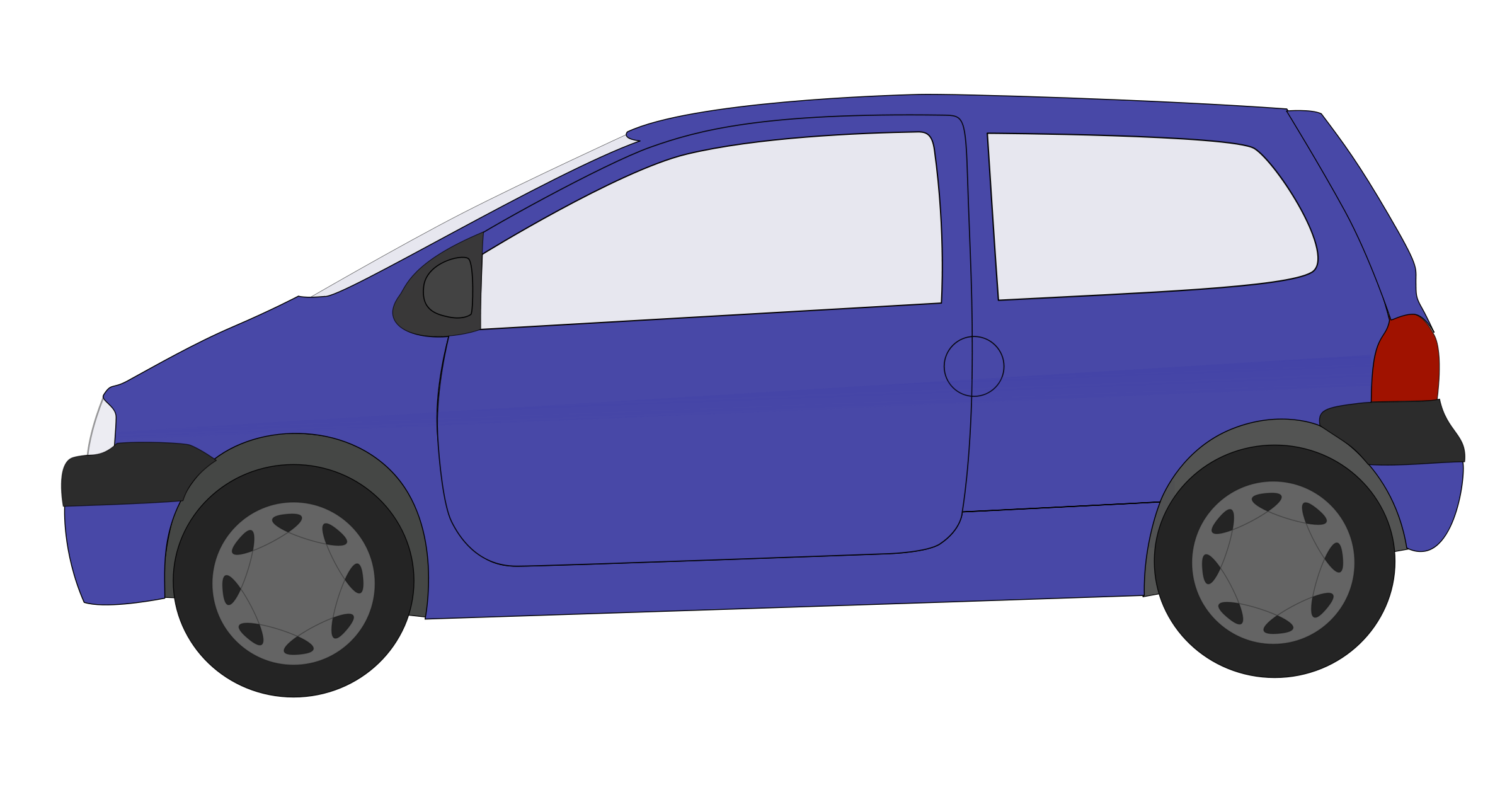 Car Animation Clip art.