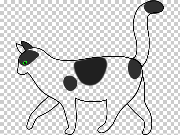 Cat Kitten Animation , Cat Animated PNG clipart.