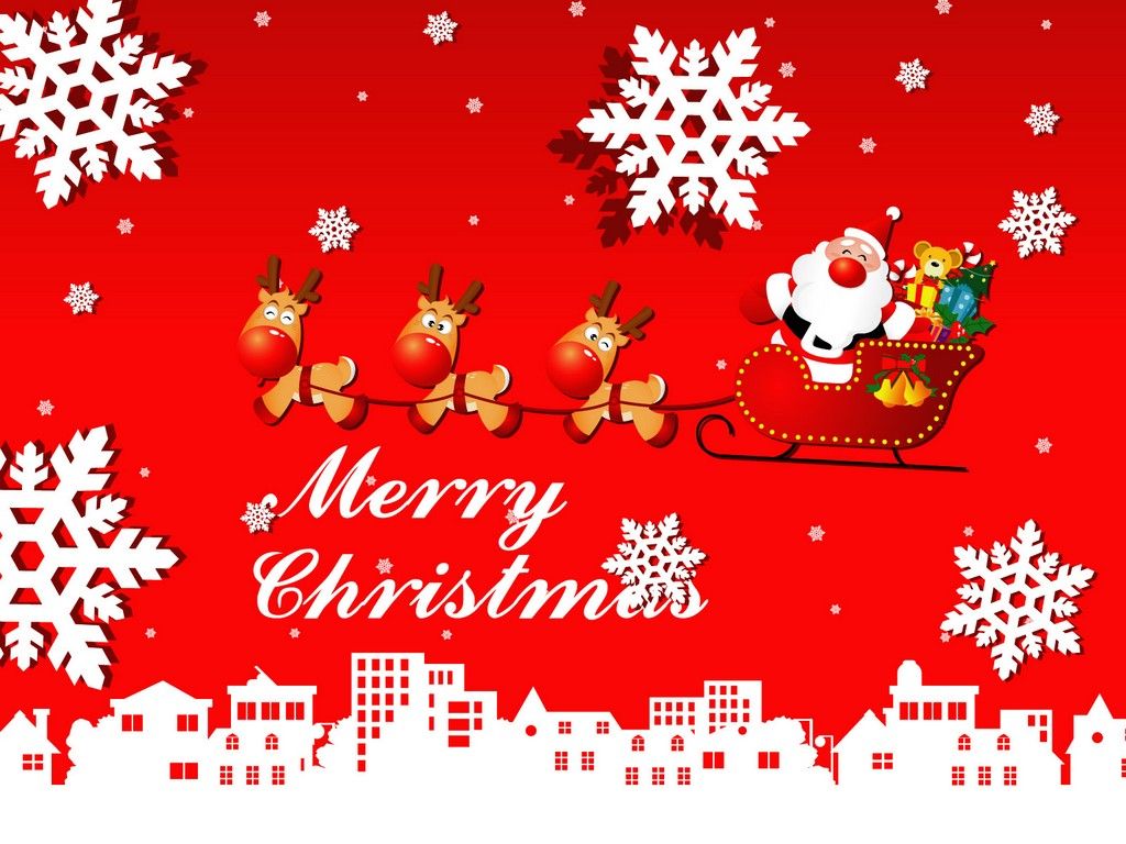 Merry Christmas Clip Art Animated Free.