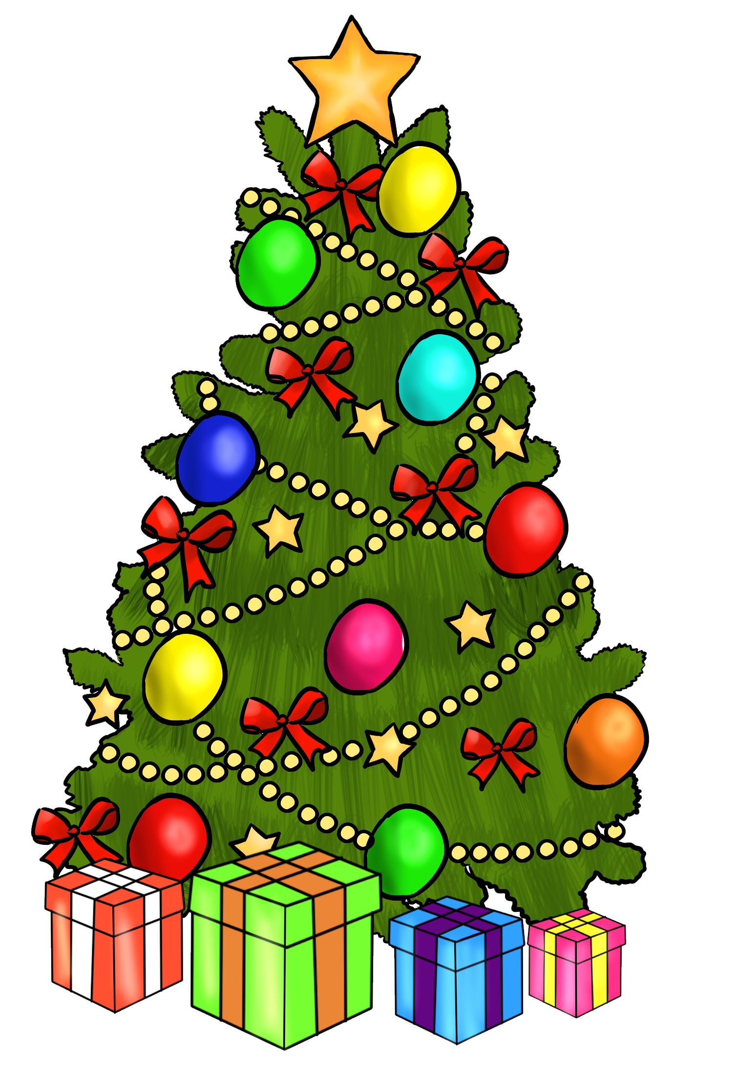 Animated christmas clipart clipart images gallery for free download.