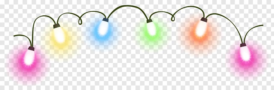 Christmas lights Lighting Animation, Christmas Lights.