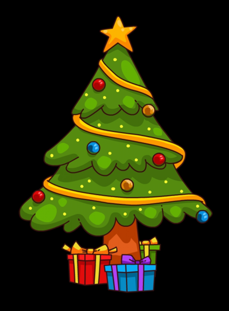 Christmas Trees Clipart Free.