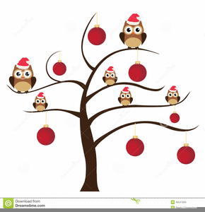 Christmas Tree Animation Clipart.