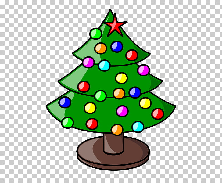 Christmas tree Animation Christmas ornament , Dead Tree PNG.