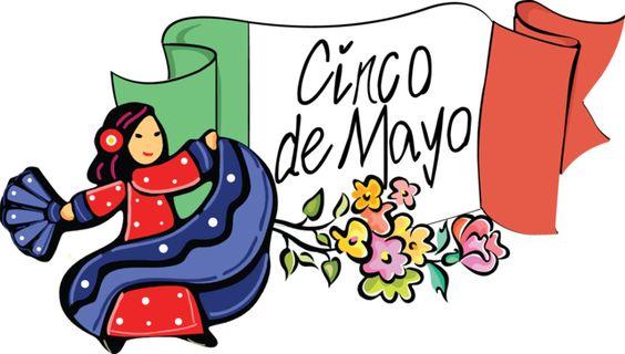 Cinco De Mayo Clipart Cinco De Mayo Pinterest Konst, Cinco.
