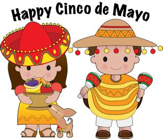 All About Cinco De Mayo for kids and teachers.