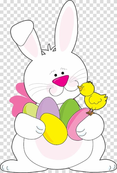 easter bunny clip art , Free clipart download.