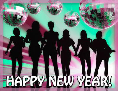 Free New Year Gifs.