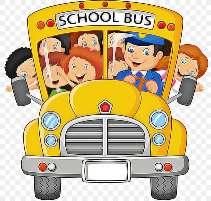 Cartoon School Bus, PNG, 800x781px, Bus, Bus Driver, Car.