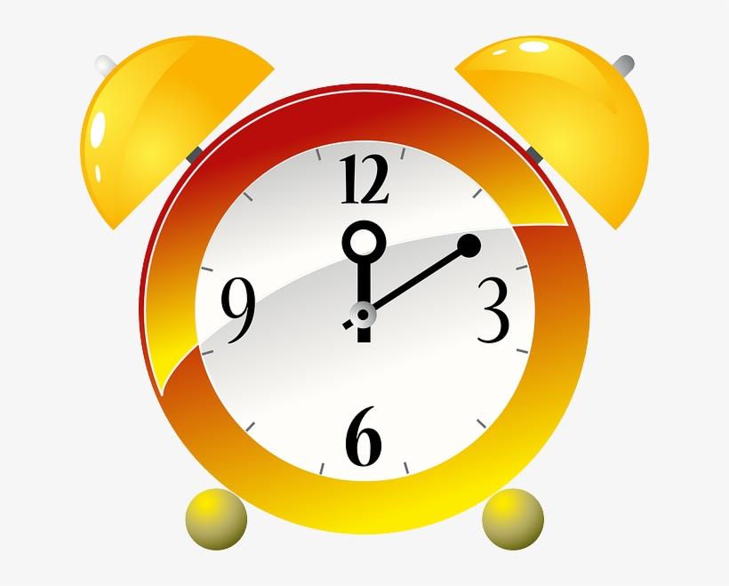 Alarm Clock Cliparts.