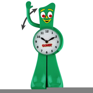 Free Animated Clock Clipart.