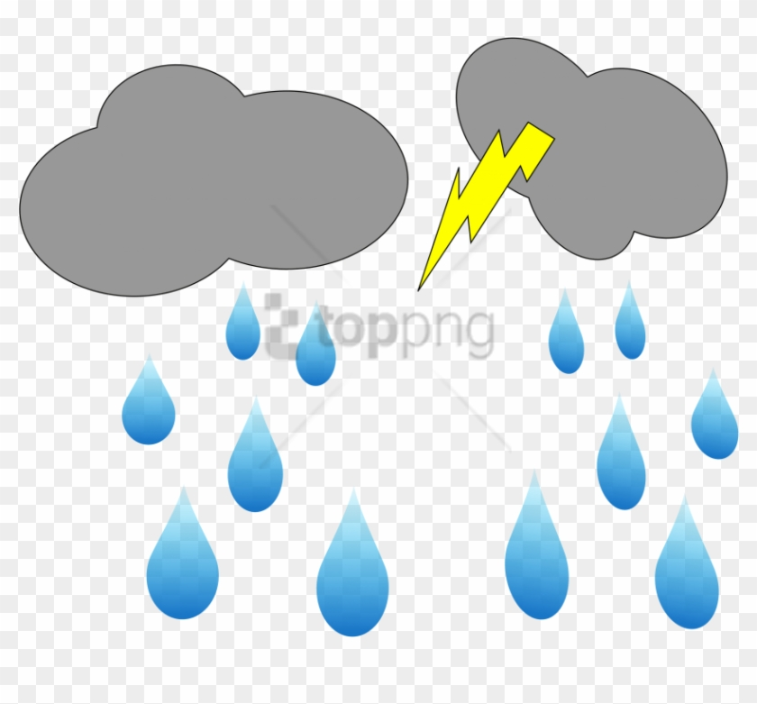 Free Png Download Rain Cloud Clipart Png Png Images.