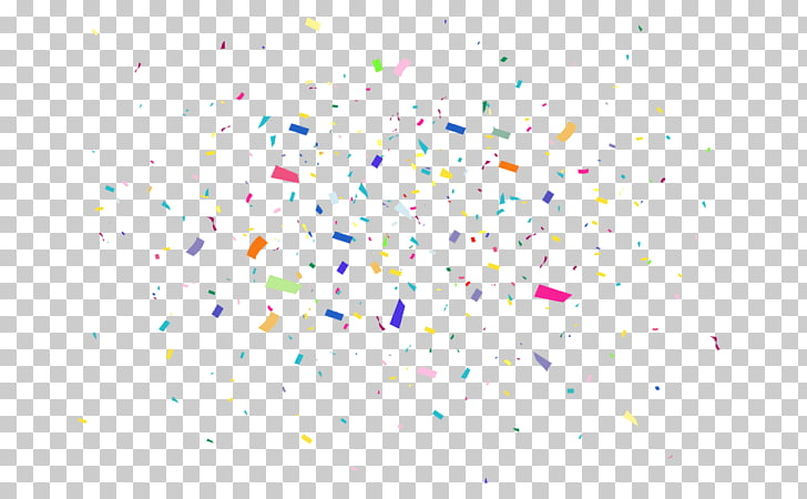 Confetti Desktop Animation Microsoft PowerPoint Party.