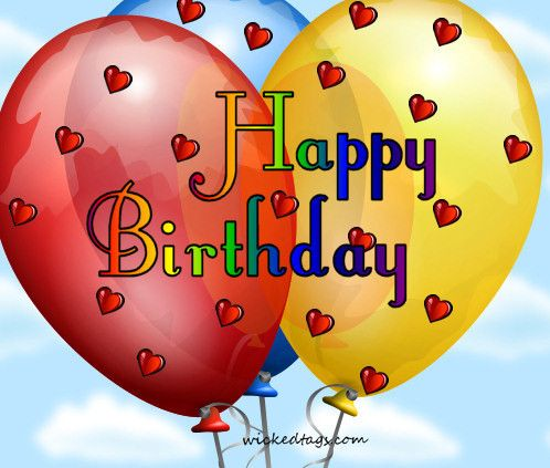 Free birthday animated birthday clip art pin free happy birthday.