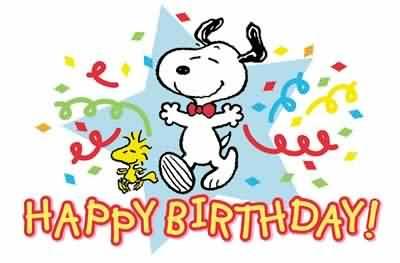 Happy Birthday Animation Clipart.