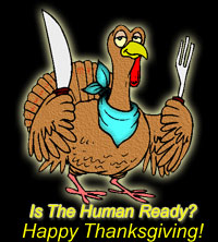 Happy Thanksgiving Animated Clipart.