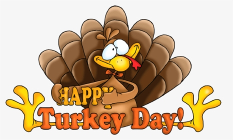 Turkey Clipart Cartoon.