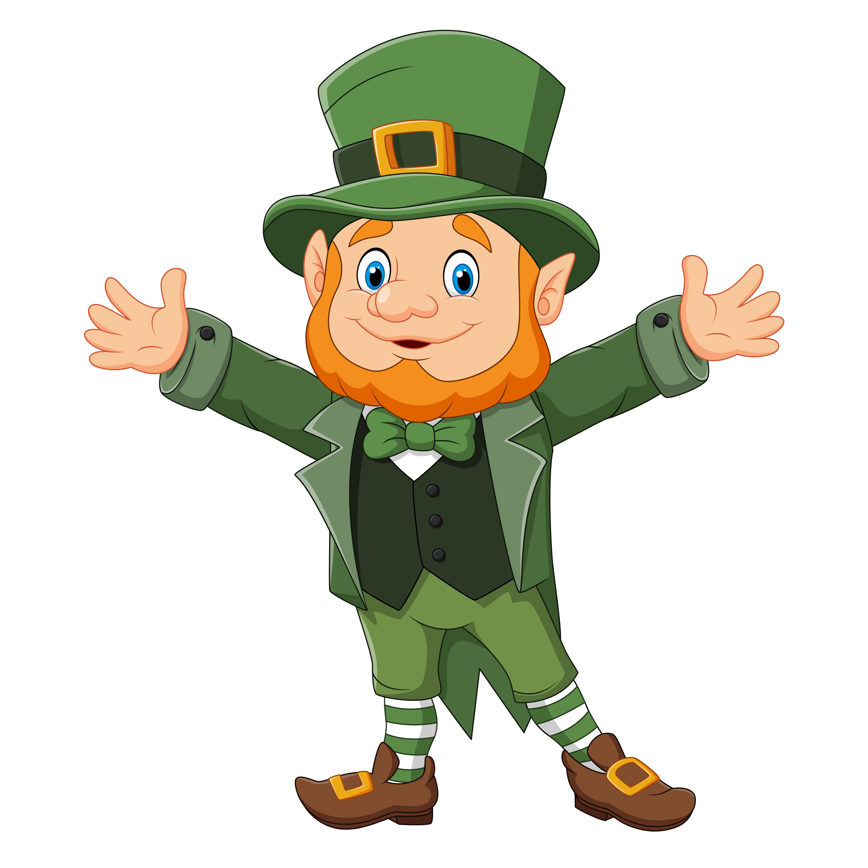 Animated leprechaun clipart images gallery for free download.