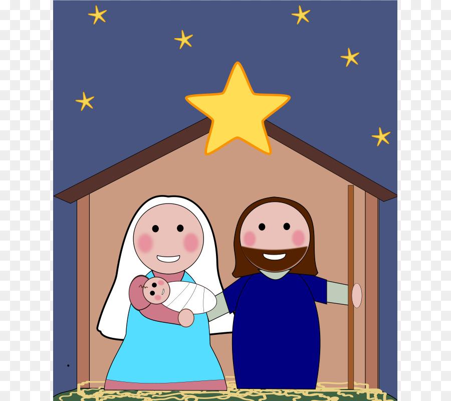 Christmas Decoration Cartoon.