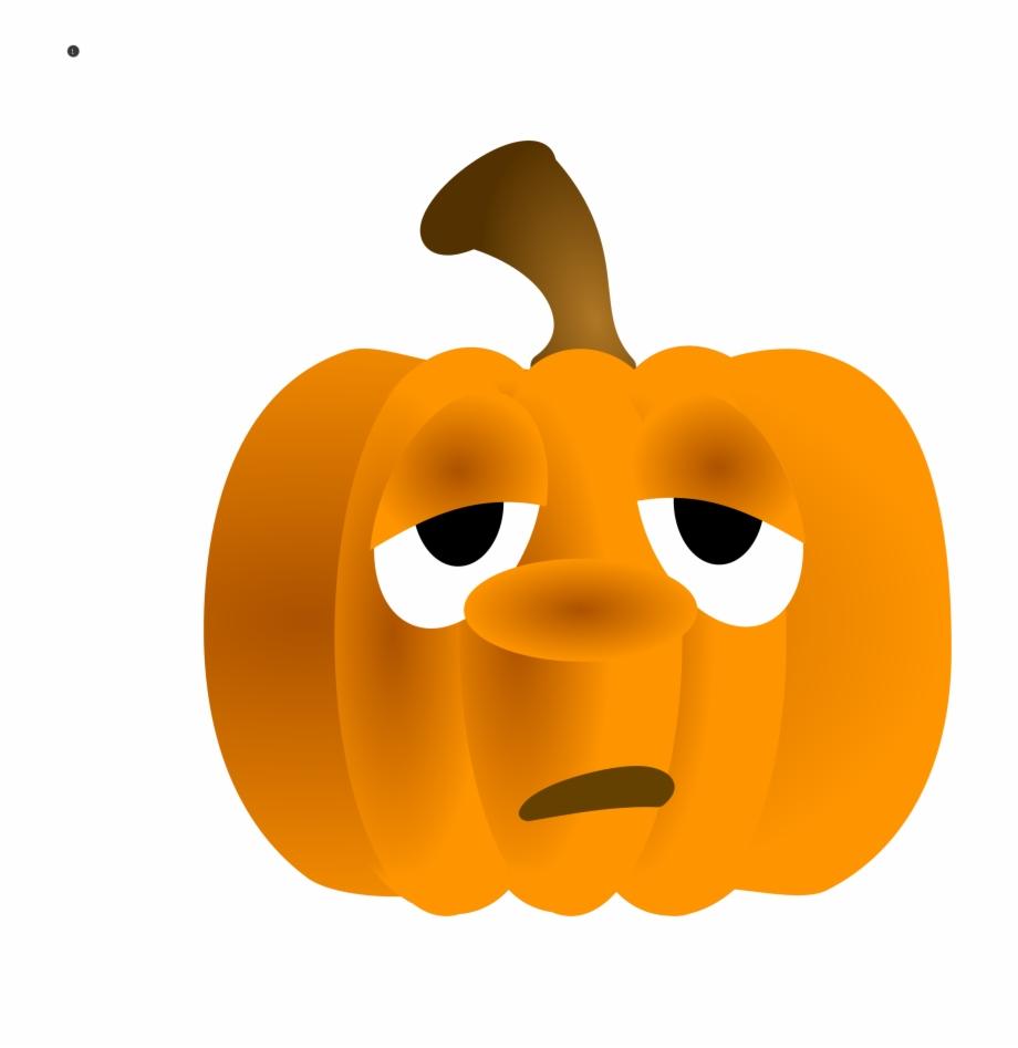 Pumpkin Clipart Nose.