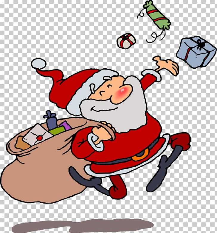 Santa Claus Animation PNG, Clipart, Animation, Area, Art.