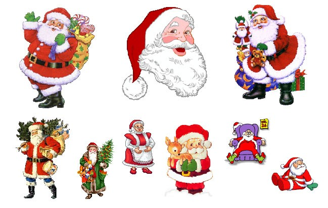 Free Animated Santa Claus Pictures, Download Free Clip Art.
