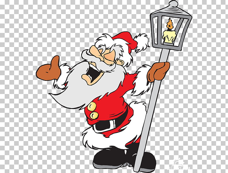 Santa Claus Mrs. Claus Christmas Animation, santa claus PNG.