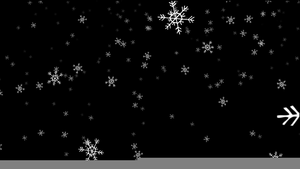 Free Animated Falling Snow Clipart.