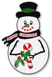 Free Snowman Clipart Animated Snowmen Free Christmas Clipart.