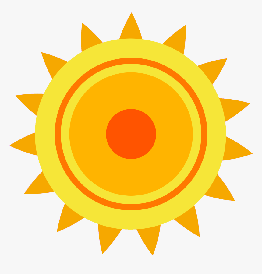 Animated Sun Basic.