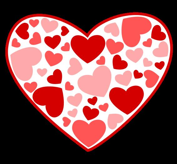 9310 Valentines free clipart.