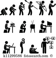 free anthropology clipart #18
