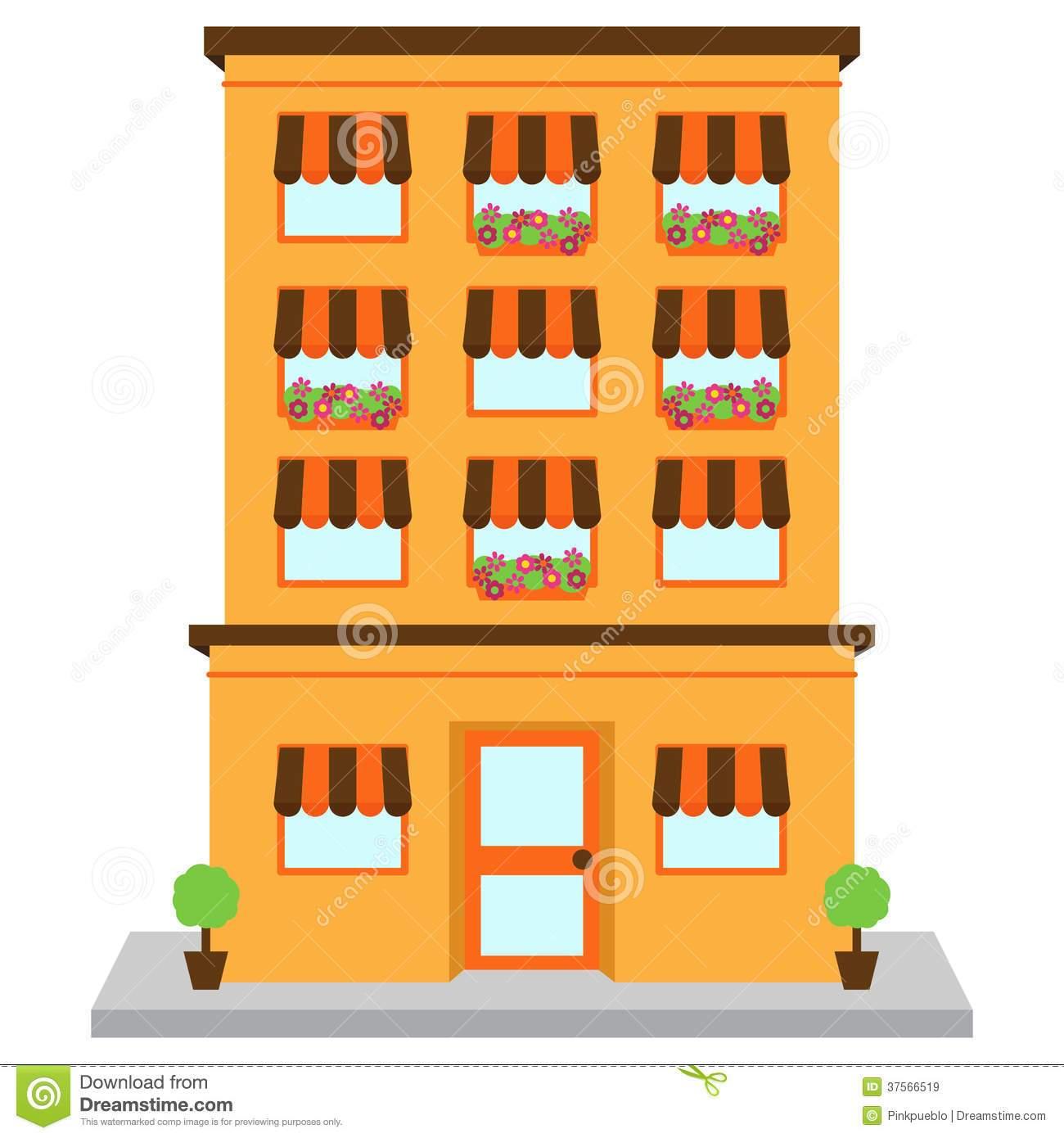 Free apartment clipart 2 » Clipart Portal.