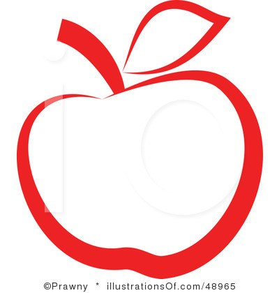 Free apple clipart for teachers 1 » Clipart Portal.