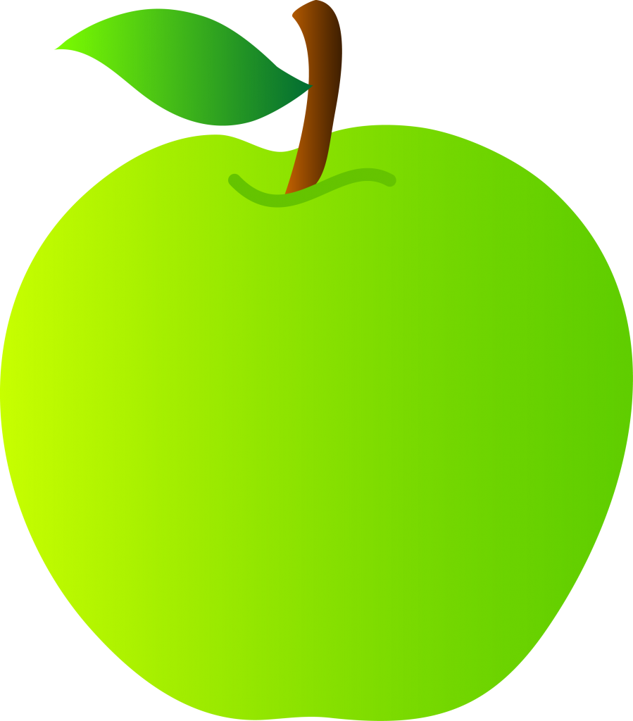 Apple Free Clipart.
