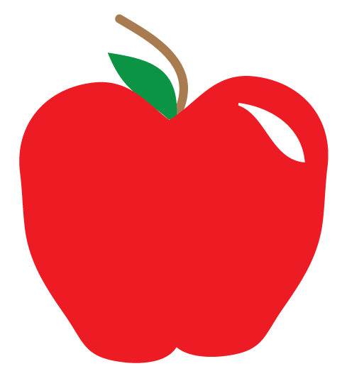 Best Apple Clip Art #1086.