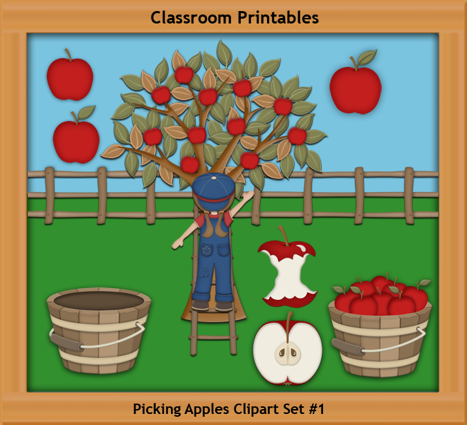 Picking Clipart.