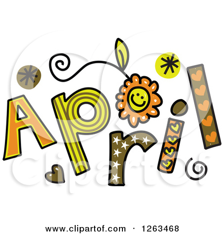 35+ April Clip Art Free.