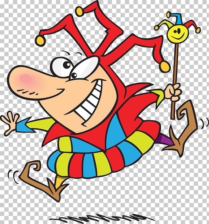 Jester April Fool\'s Day , laugh PNG clipart.