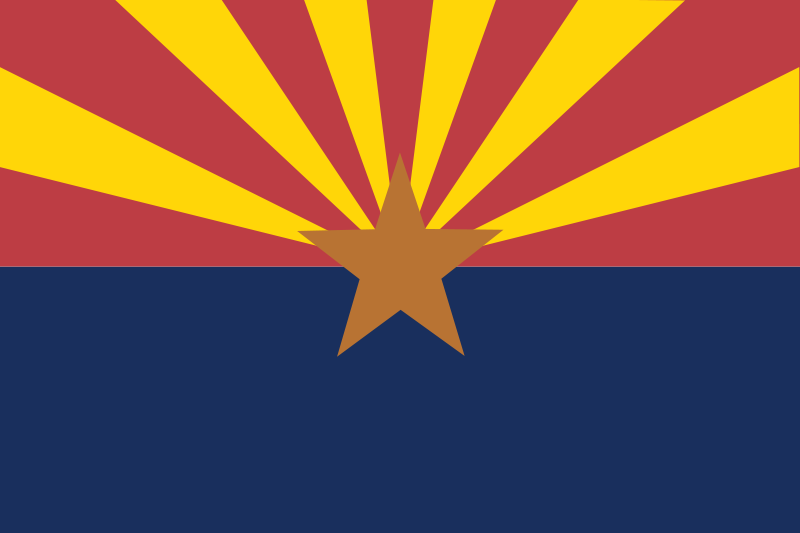 Free Clipart: Usa arizona.