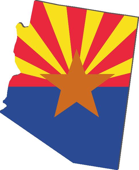 560 Arizona free clipart.