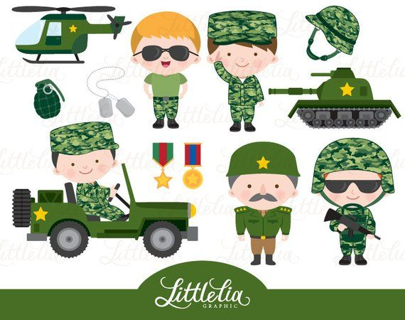 Army clipart.