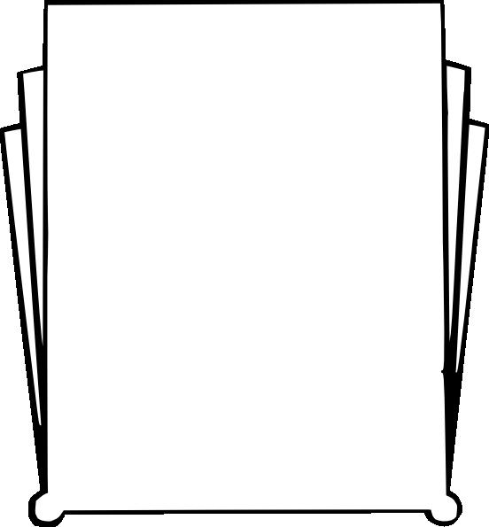 Free Art Deco Border, Download Free Clip Art, Free Clip Art.