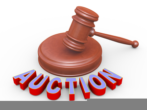 Auction Gavel Clipart.