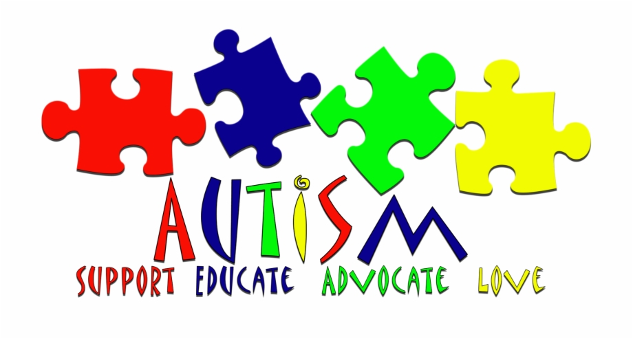 April Is Autism Awareness Month Clip Art , Png Download Free PNG.