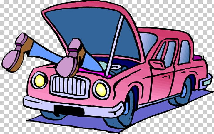 Car Automobile Repair Shop Auto Mechanic Motor Vehicle Service PNG.