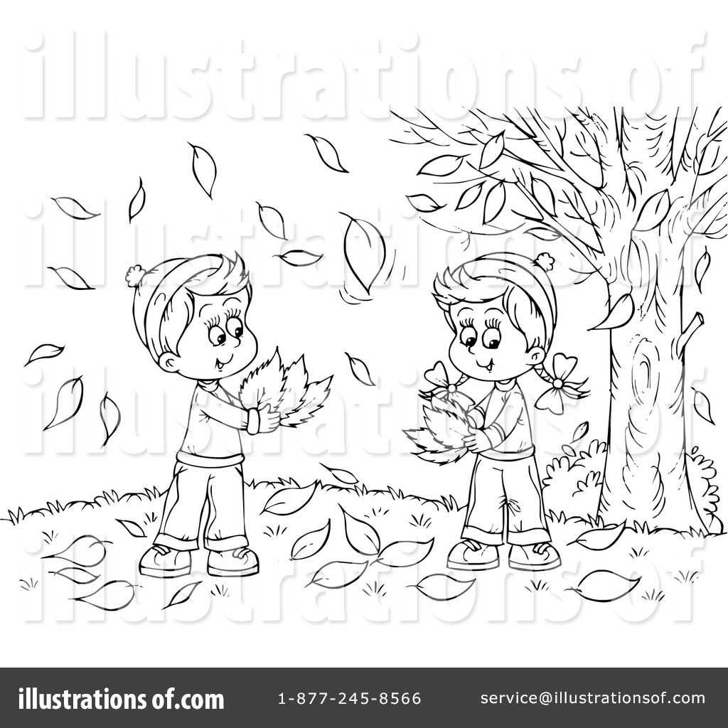 free autumn clipart black and white 20 free Cliparts ...