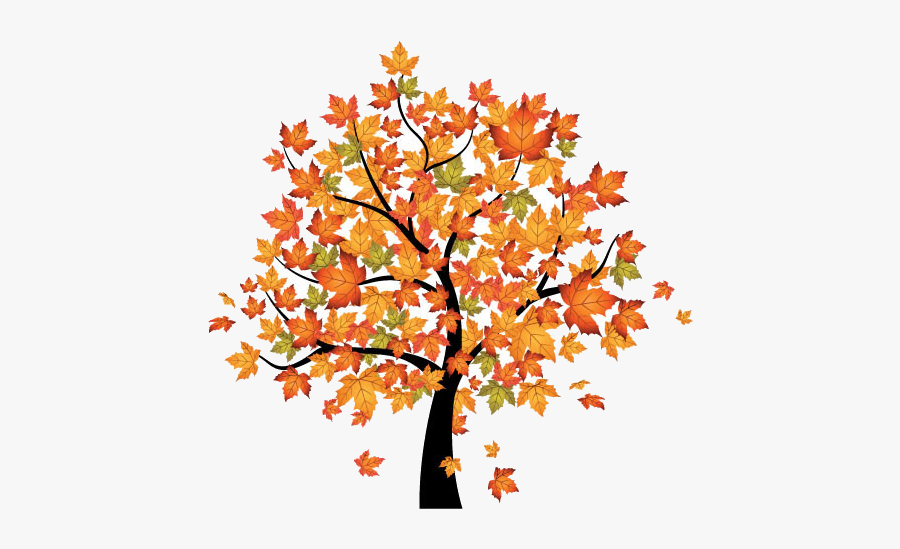 Fall Free Tree Cliparts Clip Art On Transparent Png.