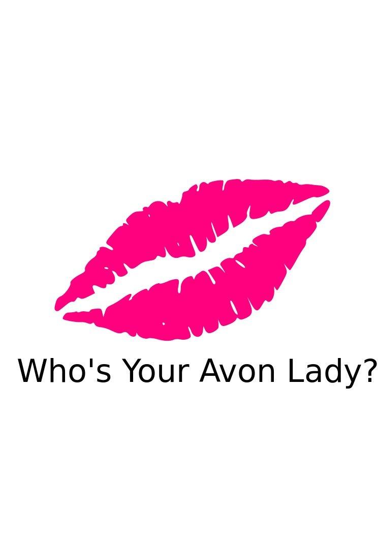 Avon Logo Clip Art N2 free image.